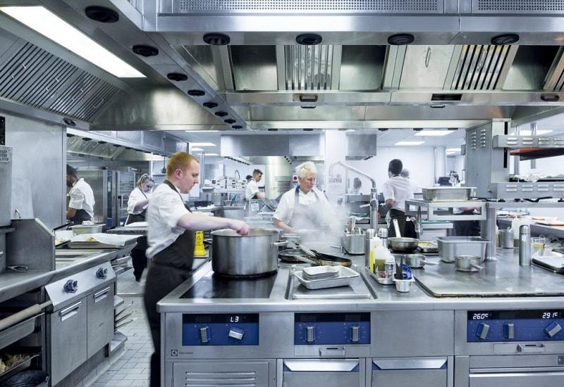 gia công bếp inox