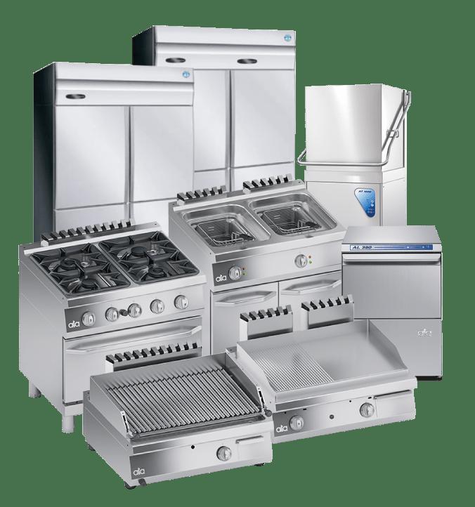gia công thiết bị bếp công nghiệp