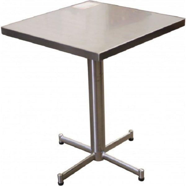 bàn inox vuông