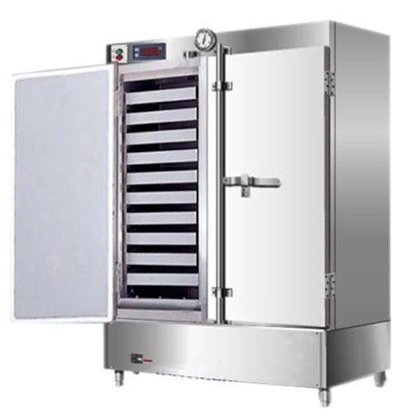 tủ hấp cơm công nghiệp 100kg